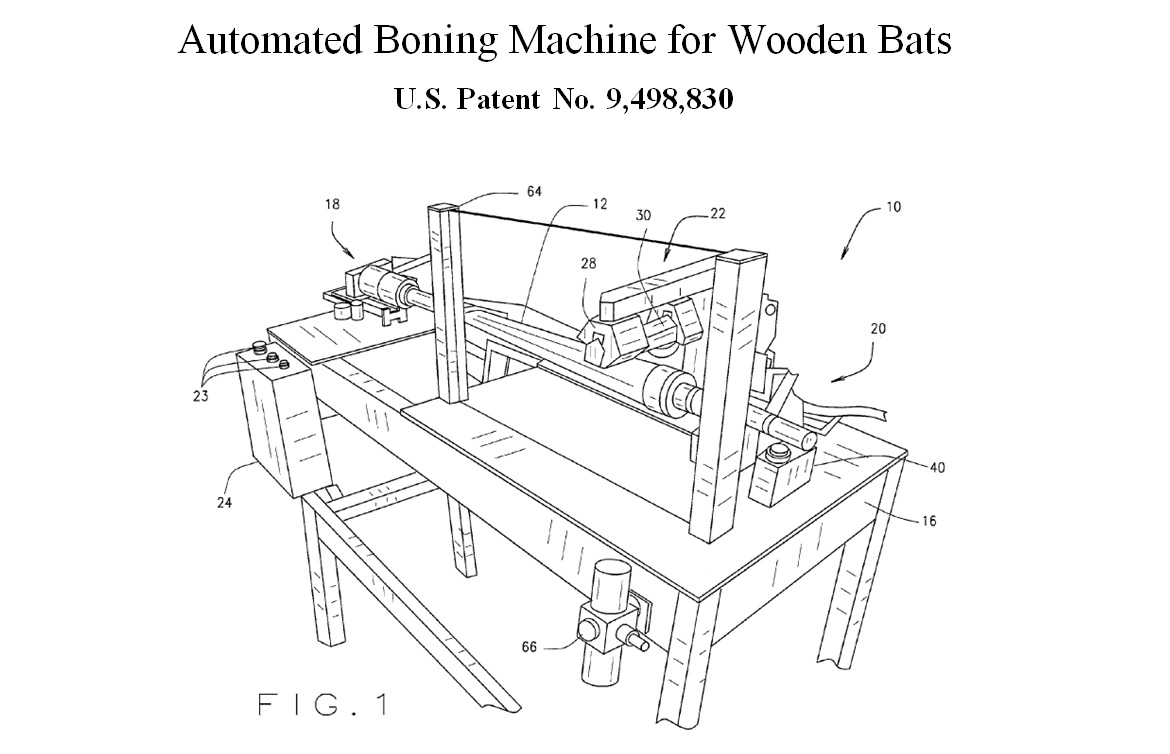 Automated Boning Machine for Wooden Bats