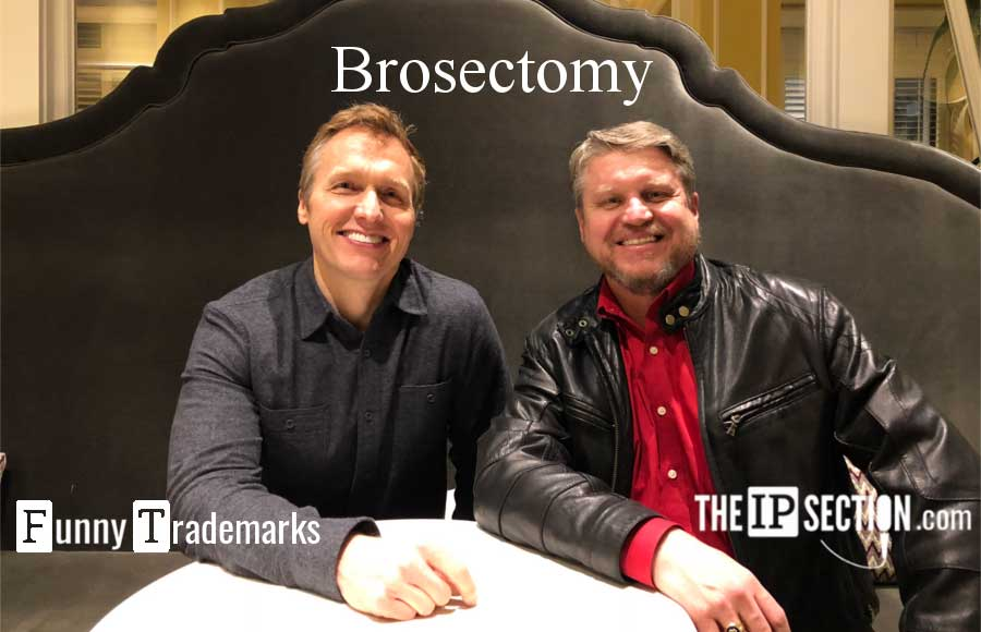Brosectomy. When a Bromance Goes Too Far.