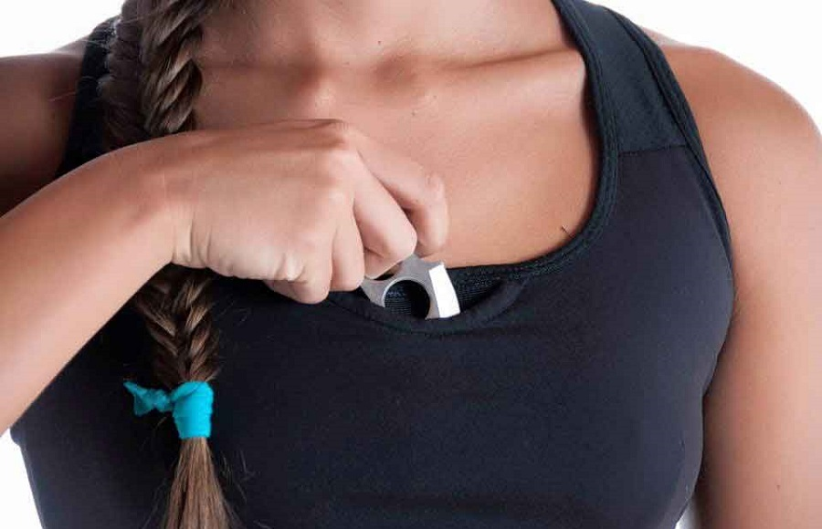 New Patent on Bra Dagger: Your New Breast Friend