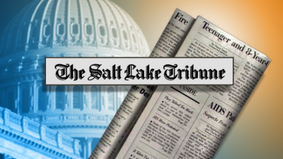 Calfhead, Inc. Mentioned in Salt Lake Tribune