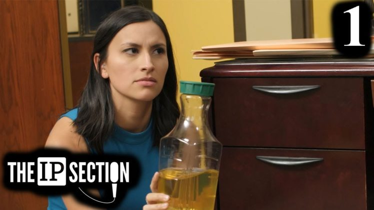 "The IP Section – Ep 1 – ""The Pee Jar"""